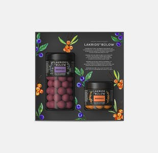 Lakrids Berries - Black Box Regular & Small